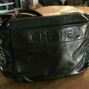 Authentic channel bag